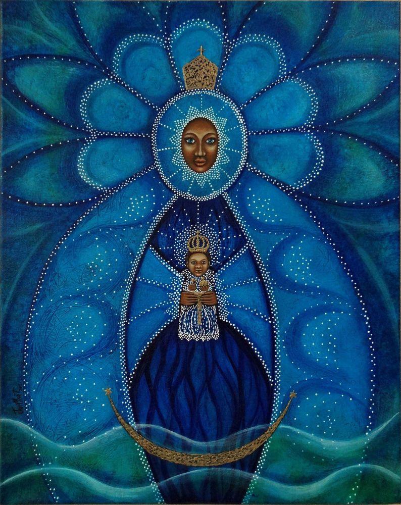 caminos de la Diosa Yemaya