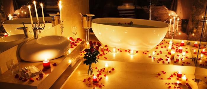 Baños de oshun para el amor