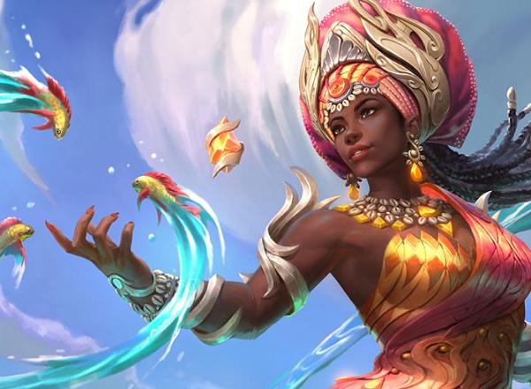 Historia de Yemaya