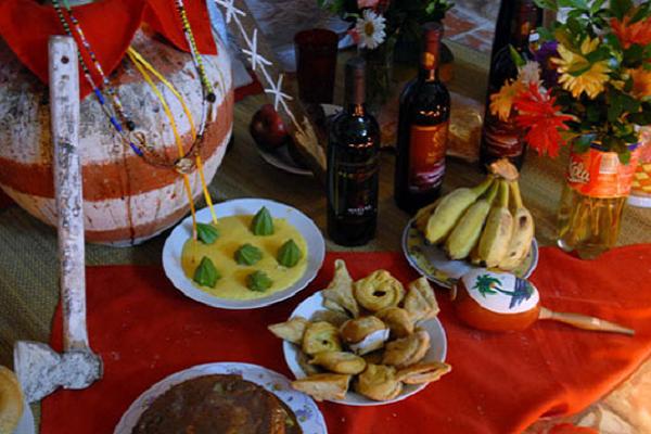 ceremonias a Olorun