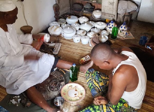 quién es Oko para los yorubas