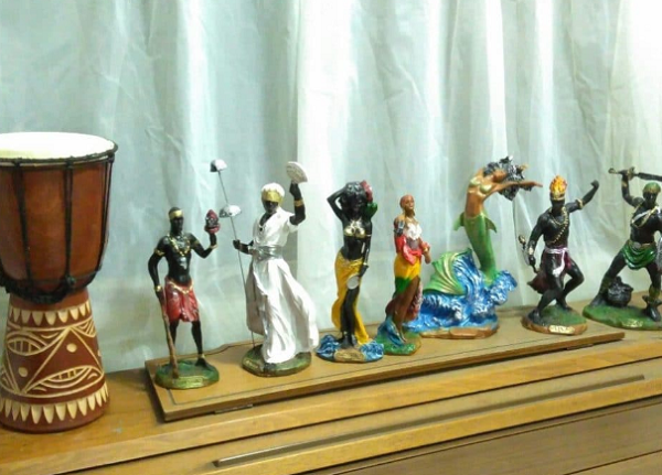 7 santos de la santería
