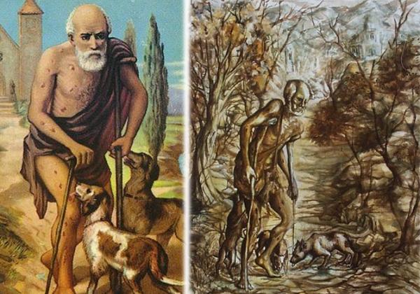 Limpieza al pie de san Lázaro para evolucionar