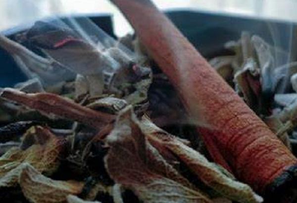 Qué es el rayamiento en el palo mayombe